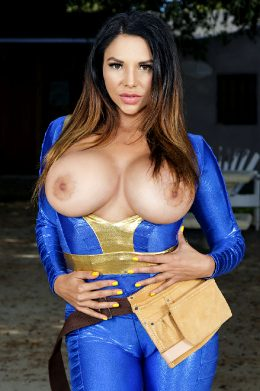 MISSY MARTINEZ As Vault Dweller – Fallout