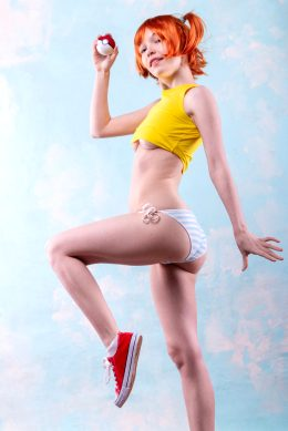 Misty Cosplay By Murrning_Glow