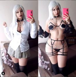 Moka From Rosario Vampire By Sony_cos