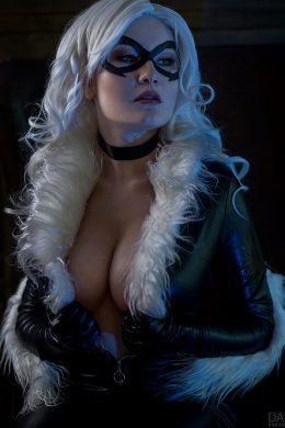 MonoAbel As Black Cat