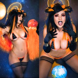 More Black Hole Chan By Jessica Nigri