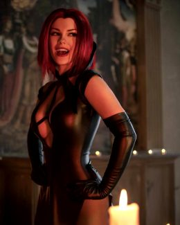 More Rayne From Bloodrayne By Irine Meier