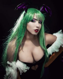 Morrigan By @danievedo