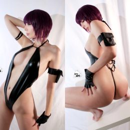 Motoko Kusanagi – By Kate Key (self