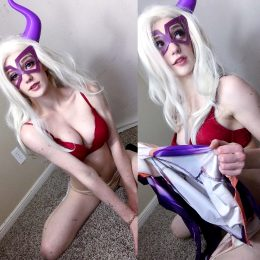 Mount Lady From My Hero Academia! Cosplay By Me, @discount.yam On Insta!