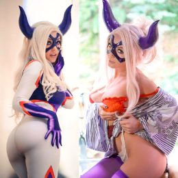 Mt. Lady By Jessica Nigri