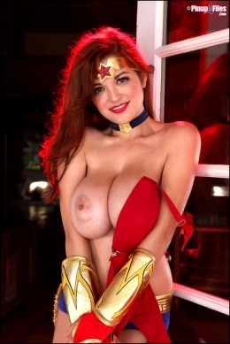 My Kind Of Wonder Woman – Tessa Fowler