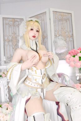 Nero Bride By KitKat Cosplay
