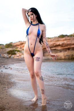 Nico Robin From One Piece By Kerocchi