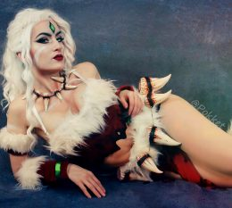 Nidalee Cosplay By Pokket
