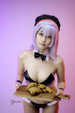 Noelle From Genshin Impact By Youmi