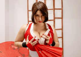 Not For Good Boys And Girls // Mai Shiranui By Lisitsa