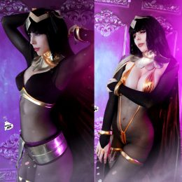 ON//OFF Tharja From Fire Emblem – By Kate Key