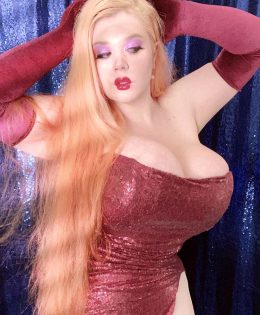 Penny Underbust As Jessica Rabbit