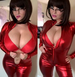 Pink Fox As Velma