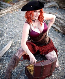 Pirate Wench By Captive Cosplay