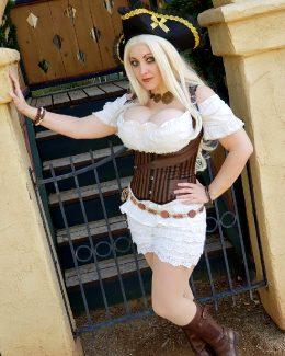 Pirate Woman By Alina Masquerade