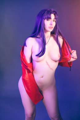 """Please Make Yourself Comfortable ;) "" – Misato Cosplay By Bumblejinx Cosplay"
