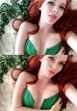 Poison Ivy Addicted To Selfies! Especially Hot Ones ;) Which One You Like More? ~ By Evenink_cosplay
