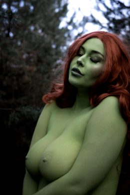 Poison Ivy By Adia Cosplay