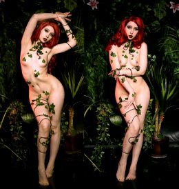 Poison Ivy By Gumihohannya