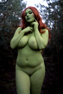 Poison Ivy From DC Comics By Adia Cosplay