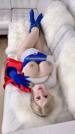 Power Girl By Larkin Love
