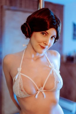 Princess Leia By Little Miss Fable