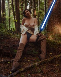Princess Leia By Sara Jean Underwood