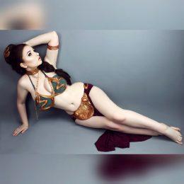 Princess Leia Organa By Ivy Tenebrae