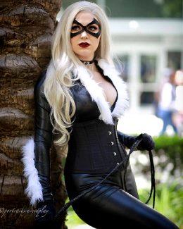 Princess_frakenstein As Blackcat