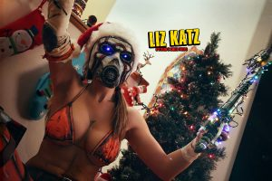 Psycho Merry Christmas With Liz Katz
