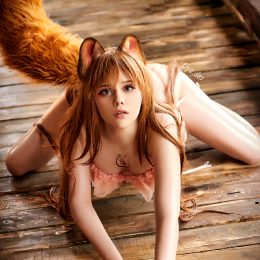 Raphtalia From The Rising Of The Shield Hero In Lingerie By Liya.des