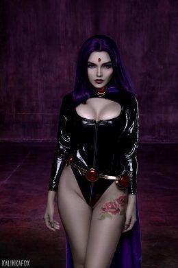 Raven By KalinkaFox