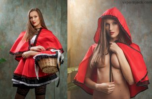 Red Riding Hood Cosplay By Stacy Cruz