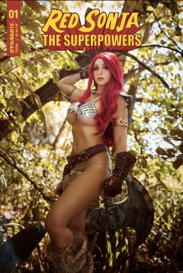 Red Sonja By Tabitha Lyons