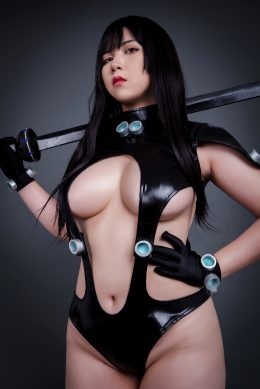 Reika From Gantz Cosplay By UyUy