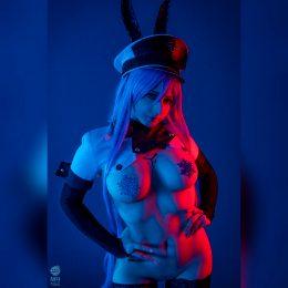 Reverse Bunny Esdeath By MikomiHokina