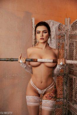 Rey From Star Wars By Kalinka Fox