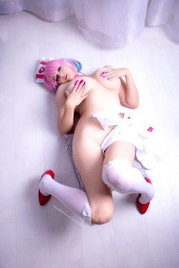 Riamu Yumemi Erocosplay By Ana Chuu