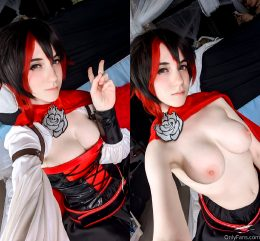 Ruby Rose On/Off By Lana Rain