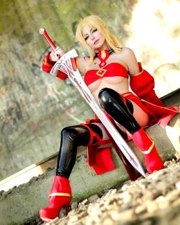 Saber Of Red By Giu Hellsing
