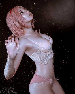 Sakura Haruno By Elena Kyalviyainen, Naruto