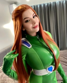 Sam By Xkalty From Totally Spies!