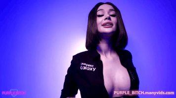Sam From Samsung By Purple Bitch