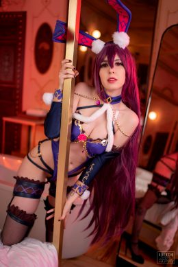 Scathach From Fate Grand Order By Kerocchi