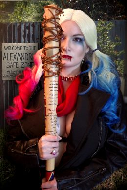 SELF Harley Quinn / Negan Mashup By Jade Stone