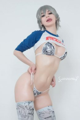 Senpai, Do You Like Thick Thighs? By Kanra_cosplay