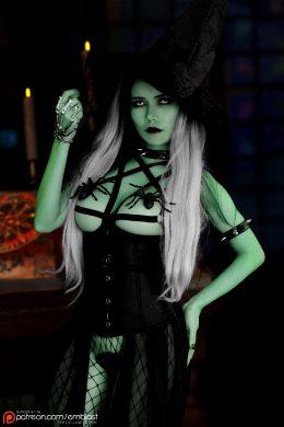 Sexy Witch By Emblast