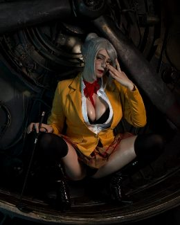 Shadory As Meiko Shiraki, Prison School
